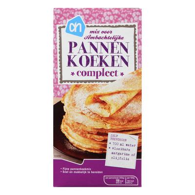 Huismerk Mix voor pannenkoeken compleet