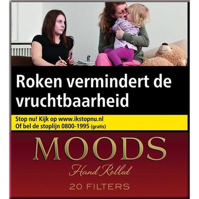 Ritmeester sigaren moods filter 20 stuks