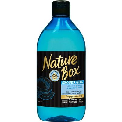 Nature Box Shower gel coconut moisture&freshness