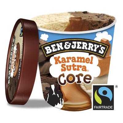 Ben & Jerry's IJs karamel sutra