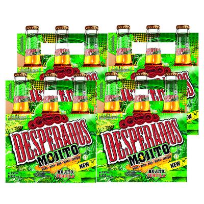 Desperados mojito Bier fles 24 x 33 cl.