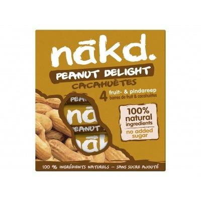 Nakd Notenrepen peanut delight