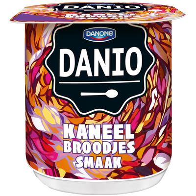 Danone Danio special kaneelbroodjes