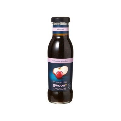 G'woon Balsamico Dressing