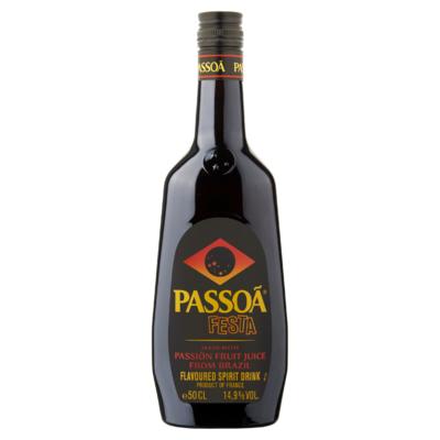 Passoã Festa Passion Fruit 0,5 L
