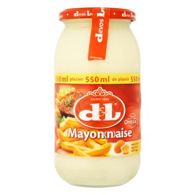 D&L Mayonaise met Eieren