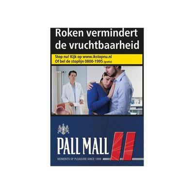 Pall Mall sigaretten red L 20 stuks