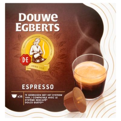 Douwe Egberts Koffie capsules espresso