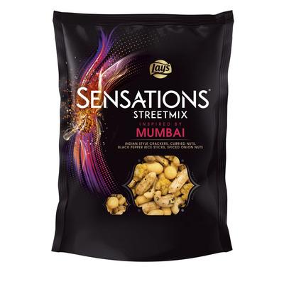 Lay's Sensations streetmix Mumbai