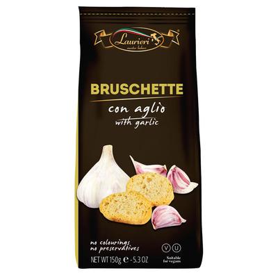 Laurieri Bruschette knoflook in stazak