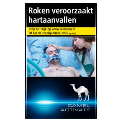 Camel Sigaretten activate
