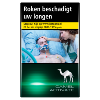 Camel Sigaretten activate double