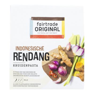 Fair Trade Original Rendang Fairtrade