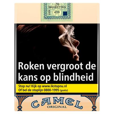Camel Original 20 Stuks