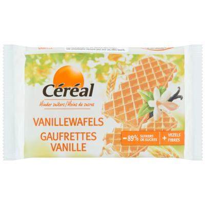 Céréal Vanillewafels
