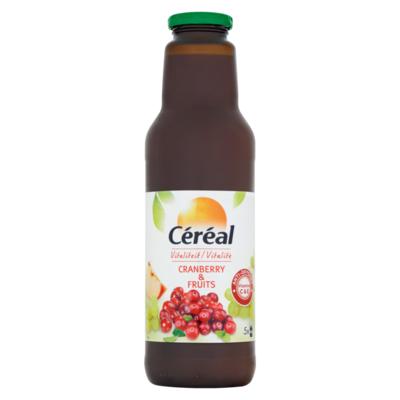 Céréal Vitaliteit Cranberry & Fruits