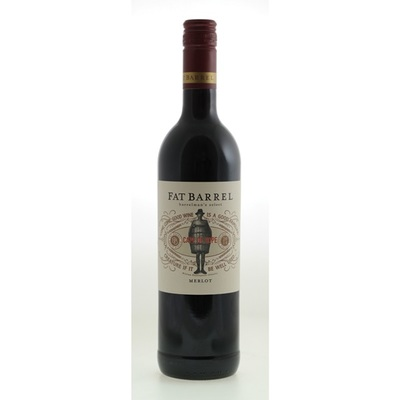 Fat Barrel merlot