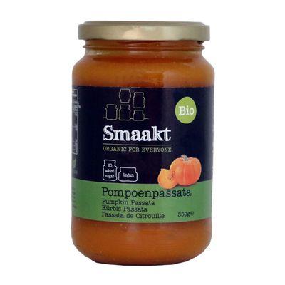 Smaakt Bio Pompoenpassata