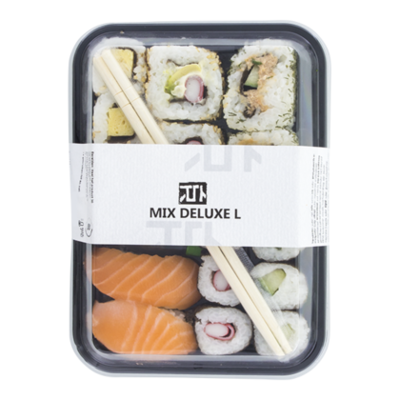Sushi Ran Mix deluxe