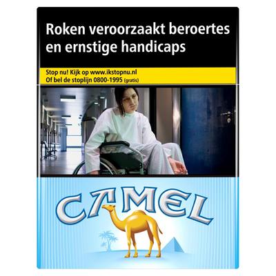 Camel Blue Box Mega 35