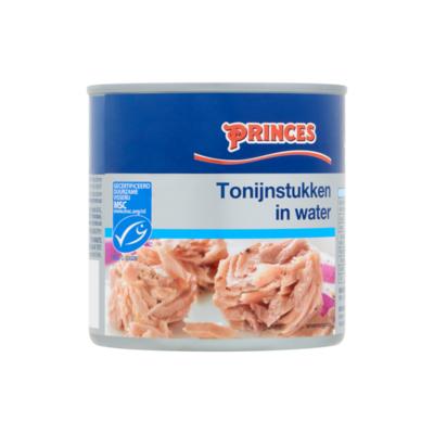 Princes Tonijnstukken in Water MSC