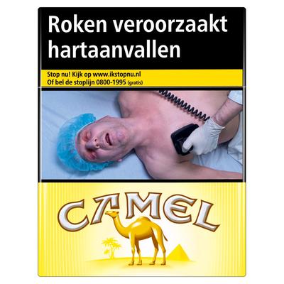 Camel Filters Box Mega 35