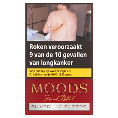 Moods Silver 12