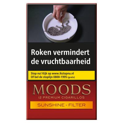 Moods Sunshine 12 Stuks