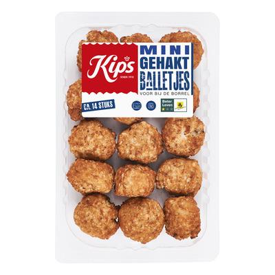 Kips Hollandse gehaktballetjes