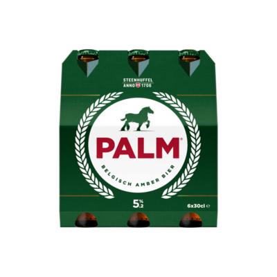 Palm Amber Speciaalbier Fles
