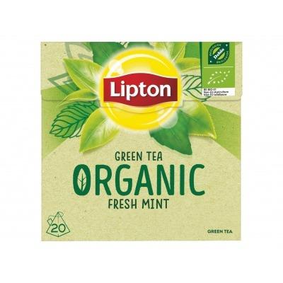 Lipton Green tea mint bio