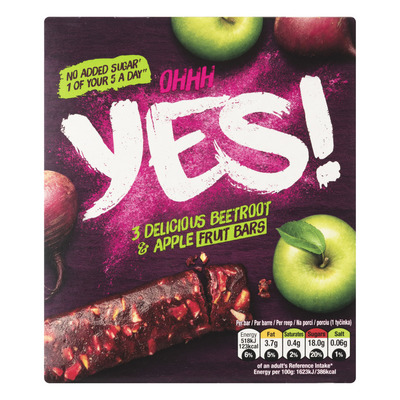 Yes Beetroot apple