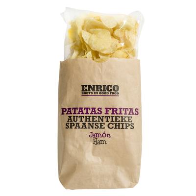 Enrico Patatas fritas jamon