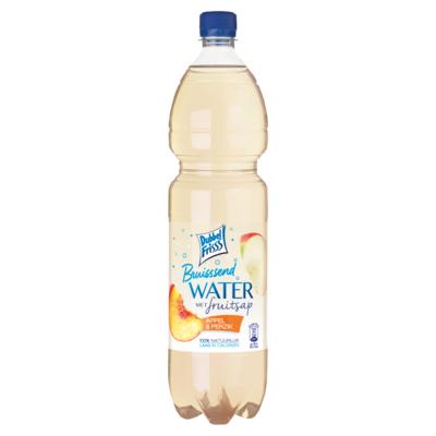 Dubbelfrisss Water appel & perzik