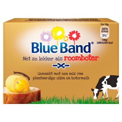 Blue Band met Botermelk Wikkel 250 g