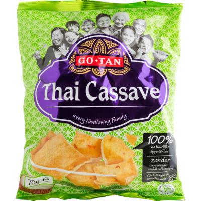 Go-Tan Thaise cassave