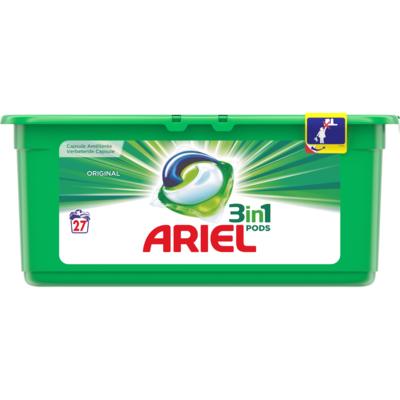 Ariel 3 in 1 pods original