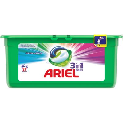 Ariel 3 in1 pods color