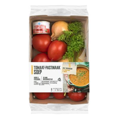 Huismerk Tomaat pastinaaksoep verspakket