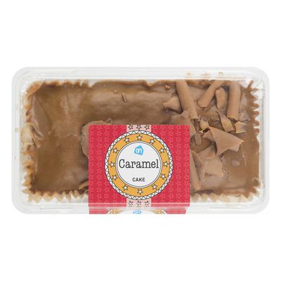 Huismerk Fudgecake karamel