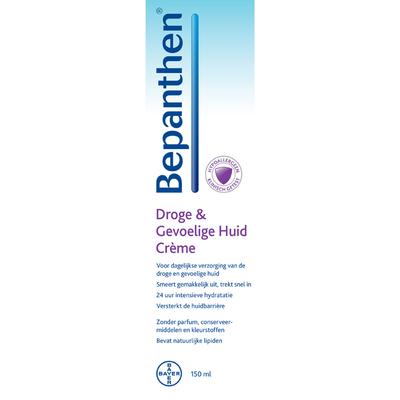 Bepanthen Droge & gevoelige huid crème