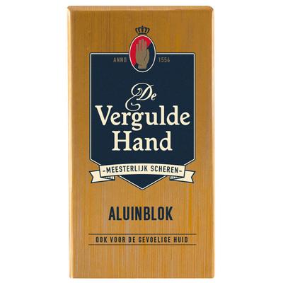De Vergulde Hand Aluinblok