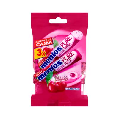 Mentos Gum Pure Fresh Cherry Rol