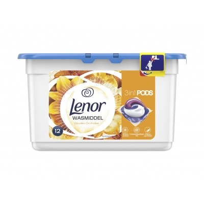 Lenor 3 in 1 pods orchidee
