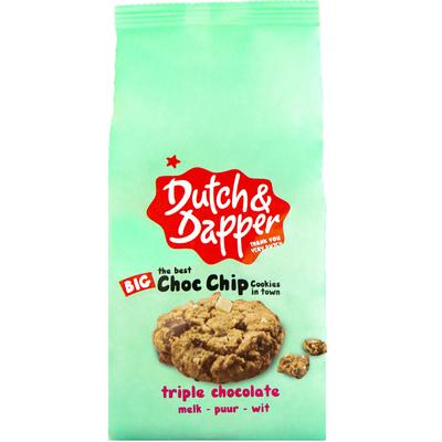Dutch & Dapper Witte chocolade