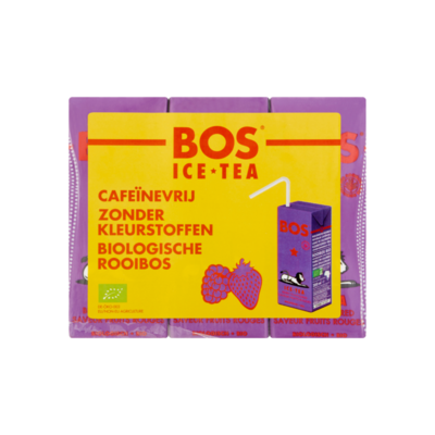 Bos Ice Tea Biologische Rooibos Berry