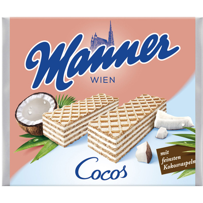 Manner Coconut