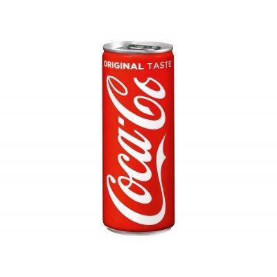 Coca-Cola Original taste slimcan