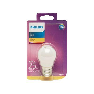 Philips Led kogellamp 25W E27