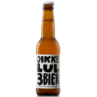 Uiltje Dikke lul 3 bier Apa
